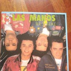 Discos de vinilo: LAS MANOS DE ORLAC SALUD Y PESETAS. Lote 84033011