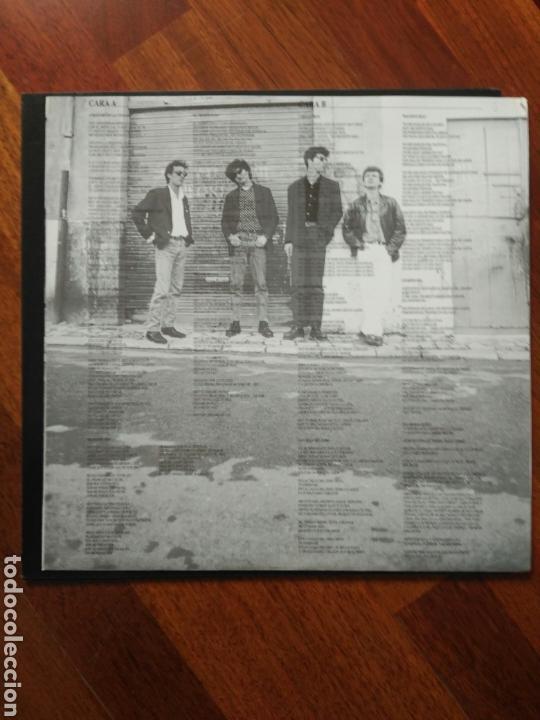Discos de vinilo: Los Malditos Flores Muertas (letras y nota prensa) - Foto 3 - 84034960