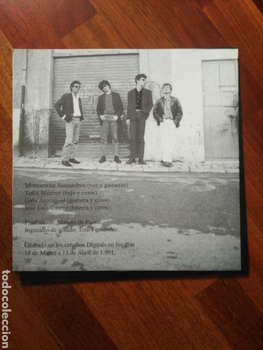 Discos de vinilo: Los Malditos Flores Muertas (letras y nota prensa) - Foto 4 - 84034960