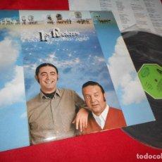 Discos de vinilo: LOS ROCIEROS ESAS MARISMAS AZULES LP 1980 MOVIEPLAY EDICION ESPAÑOLA SPAIN. Lote 84037904