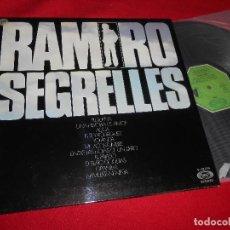 Discos de vinilo: RAMIRO SEGRELLES LP 1975 MOVIEPLAY GATEFOLD EDICION ESPAÑOLA SPAIN. Lote 84038144