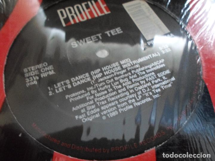 Discos de vinilo: SWEET TEE LETS DANCE - Foto 2 - 84043560