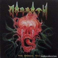 Discos de vinilo: MORGOTH - THE ETERNAL FALL - MINI LP VINYL 1990 - C.M. 60-9711-1 - DEATH METAL VINYL NEAR MINT -. Lote 84044472