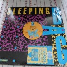 Discos de vinilo: T LA ROCK SLEEPING BAG. Lote 84044996