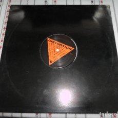 Discos de vinilo: DISTORTION MIND EXTENTION. Lote 84045528