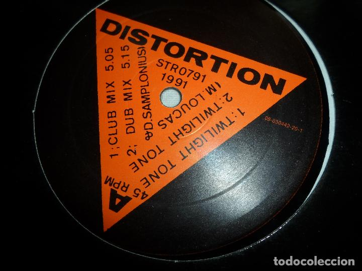 Discos de vinilo: DISTORTION MIND EXTENTION - Foto 2 - 84045528