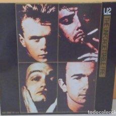 Discos de vinilo: U2 - THE UNFORGETTABLE FIRE ISLAND - 1985. Lote 84100284