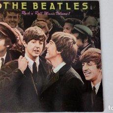 Discos de vinilo: VINILO THE BEATLES MFP LP 1986 ROCK AND ROLL MUSIC VOLUMEN 1. Lote 84107304
