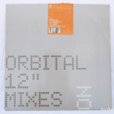 Discos de vinilo: DISCO VINILO LP DOBLE - ORBITAL ILLUMINATE 12'' MIXES - EDICIÓN INGLESA - LONDON AÑO 2001. Lote 84110480