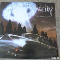 Discos de vinilo: VERITY, INTERRUPTED JOURNEY, CHAPA DISCOS, ESPAÑA 1984. Lote 84121576