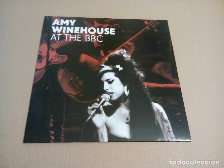 AMY WINEHOUSE - AT THE BBC (LP REEDICIÓN, WINEBBC-2009) NUEVO (Música - Discos - LP Vinilo - Funk, Soul y Black Music)