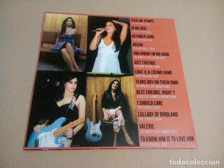 Discos de vinilo: AMY WINEHOUSE - At The BBC (LP reedición, WINEBBC-2009) NUEVO - Foto 2 - 124490214