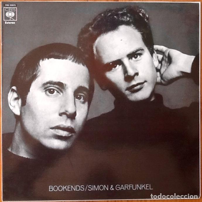 SIMON & GARFUNKEL : BOOKENDS [ESP 1982] (Música - Discos - LP Vinilo - Pop - Rock Extranjero de los 50 y 60)
