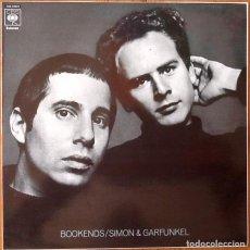 Discos de vinilo: SIMON & GARFUNKEL : BOOKENDS [ESP 1982]. Lote 84132572
