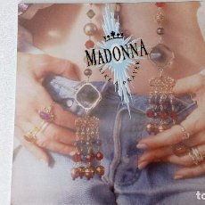 Discos de vinilo: DISCO VINILO LP GERMANY MADONNA LIKE A PRAYER 1989. Lote 84139216