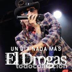 Discos de vinilo: EL DROGAS - UN DIA NADA MAS - TRIPLE VINILO - A ESTRENAR. Lote 229465630