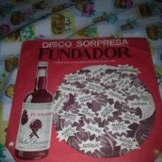 Discos de vinilo: FUNDADOR DISCO SORPRESA JOTAS NAVARRAS. MB1. Lote 84156920
