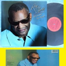Discos de vinilo: RAY CHARLES - WISH YOU WERE HERE TONIGHT !! RARA 1ª EDIC ORG USA, IMPECABLE !!!. Lote 84158392