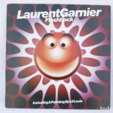 Discos de vinilo: DISCO VINILO LP - LAURENT GARNIER FLASHBACK - F. Lote 84163992