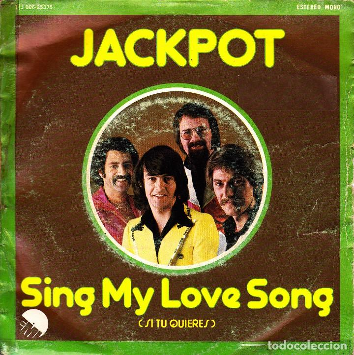 תוצאת תמונה עבור jackpot band sing my love song