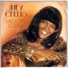 Discos de vinilo: JUDY CHEEKS / MELLOW LOVIN´- DARLING, THAT´S ME (SG) 1978 (ARIOLA). Lote 84170852