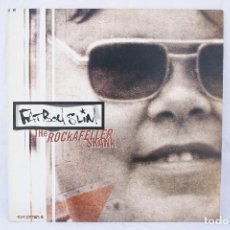 Discos de vinilo: DISCO VINILO MAXI SINGLE - FAT BOY SLIM THE ROCKAFELLER SKANK - SKINT 1998 MADE IN ENGLAND. Lote 84176912
