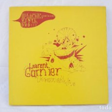 Discos de vinilo: DISCO VINILO LP - LAURENT GARNIER UNREASONABLE LIVE - LIMITED EDITION - AÑO 2002 F COMUNICATIONS. Lote 84179344