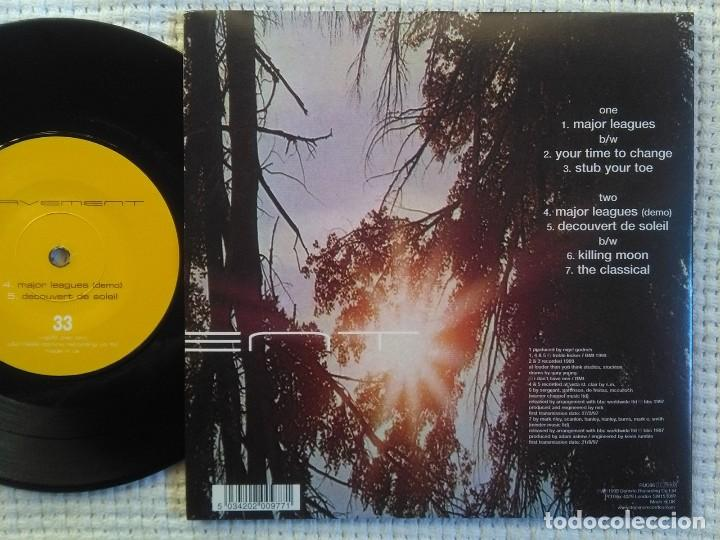 Discos de vinilo: PAVEMENT - MAJOR LEAGUES 2 SINGLES EP 7 LIMITED EDITION 1999 GATEFOLD - Foto 3 - 84189484
