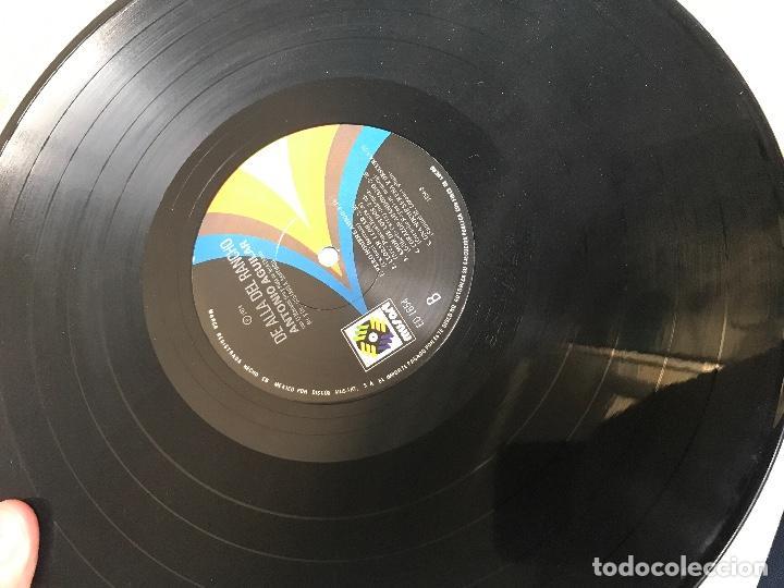 Discos de vinilo: ANTIGUO LP ANTONIO AGUILAR DE ALLÁ DEL RANCHO GRANDE - Foto 3 - 84194228