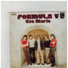 Discos de vinilo: FORMULA V. EVA MARIA. PHILIPS. 1973... Lote 84222040