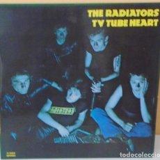 Discos de vinilo: THE RADIATORS - TV TUBE HEART CHISWICK - 1977. Lote 84224284