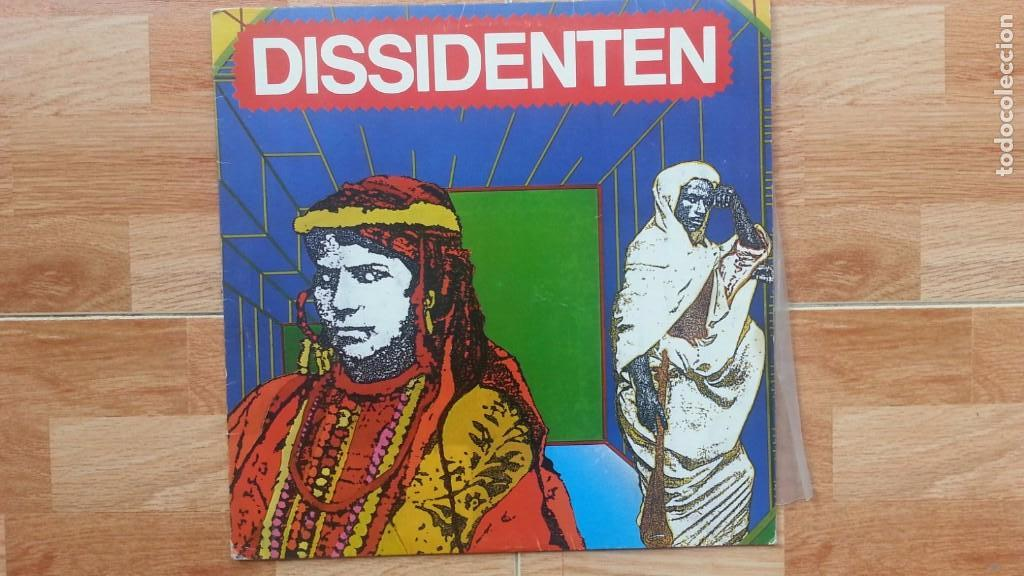 DISSIDENTEN-INSHALLA-BAJKA'SGNAOUI (Música - Discos de Vinilo - Maxi Singles - Étnicas y Músicas del Mundo)