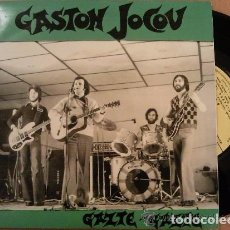 Discos de vinilo: GASTON JOCOU GAZTE GAZTE + 3 EP ELKAR FRANCIA PSYCH FOLCK BASQUE. Lote 129658874