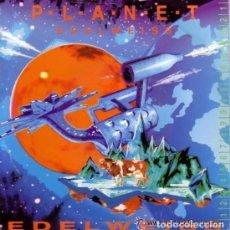 Discos de vinilo: EDELWEISS, PLANET EDELWEISS, SINGLE WEA GERMANY 1992. Lote 84266300