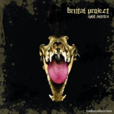 Discos de vinilo: MURTRA AND BRUTAL PROJECT -LP VINYL SEALED - PRECINTADO (HARDCORE METAL PUNK). Lote 84281764