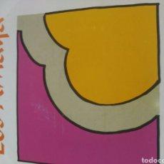 Discos de vinilo: LOS AMAYA CORAZÓN DE MADERA RUMBA. Lote 84301234