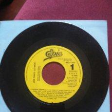 Discos de vinilo: LOS CINCO LATINOS QUIÉREME SIEMPRE LOVE ME FOREVER 1991 PROMOCIONAL. Lote 84305151