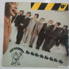Discos de vinilo: BAD MANNERS - NE-NE-NA-NA-NA-NA-NU-NU - (UK-MAGNET-1980) PUNK SKA . Lote 84316060