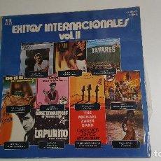 Discos de vinilo: EXITOS INTERNACIONALES VOL. II 2. Lote 84320728