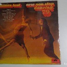 Discos de vinilo: JAMES LAST - NEW NON STOP DANCING 79 (VINILO). Lote 84342324