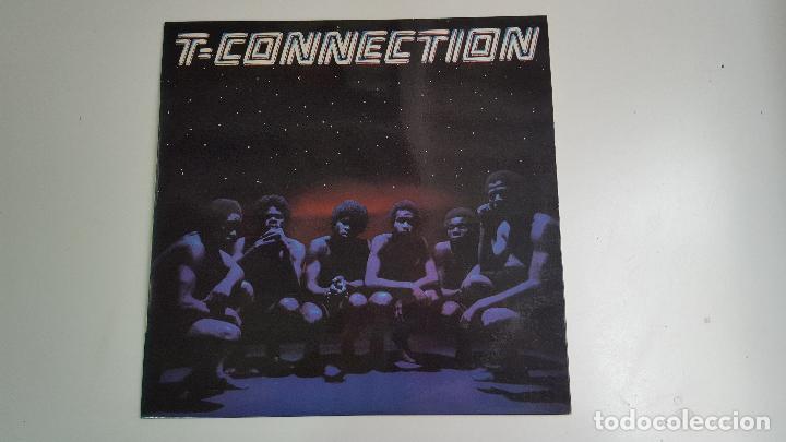 T-CONNECTION (VINILO) 1978 (Música - Discos - Singles Vinilo - Funk, Soul y Black Music)