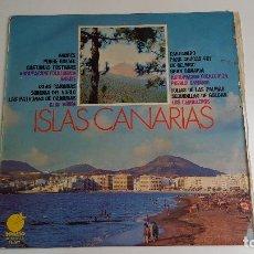 Discos de vinilo: ISLAS CANARIAS (VINILO) . Lote 84343072