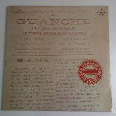 Discos de vinilo: LOS SABANDEÑOS - EL GUANCHE (VINILO). Lote 84343220