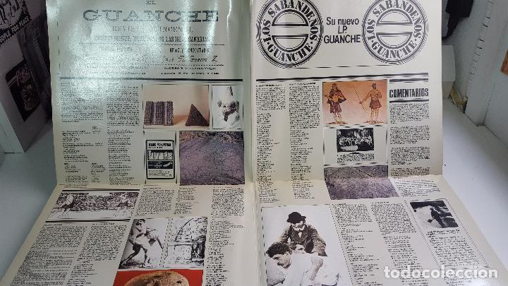 Discos de vinilo: Los sabandeños - El guanche (VINILO) - Foto 2 - 84343220