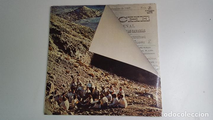 Discos de vinilo: Los sabandeños - El guanche (VINILO) - Foto 3 - 84343220