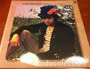 LUCIO BATTISTI - AMORE E NON AMORE (Música - Discos de Vinilo - Maxi Singles - Pop - Rock Extranjero de los 70)