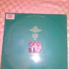 Discos de vinilo: LP DANZA INVISIBLE. Lote 84354744