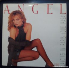 Discos de vinilo: MAXI SINGLE ANGEL - DANCING - EMI 1986.. Lote 84359812