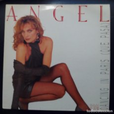 Discos de vinilo: MAXI SINGLE ANGEL - DANCING - EMI 1986.. Lote 84360132