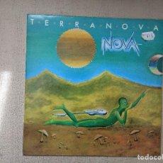 Discos de vinilo: NOVA -TERRANOVA- (1982) LP DISCO VINILO. Lote 84362552
